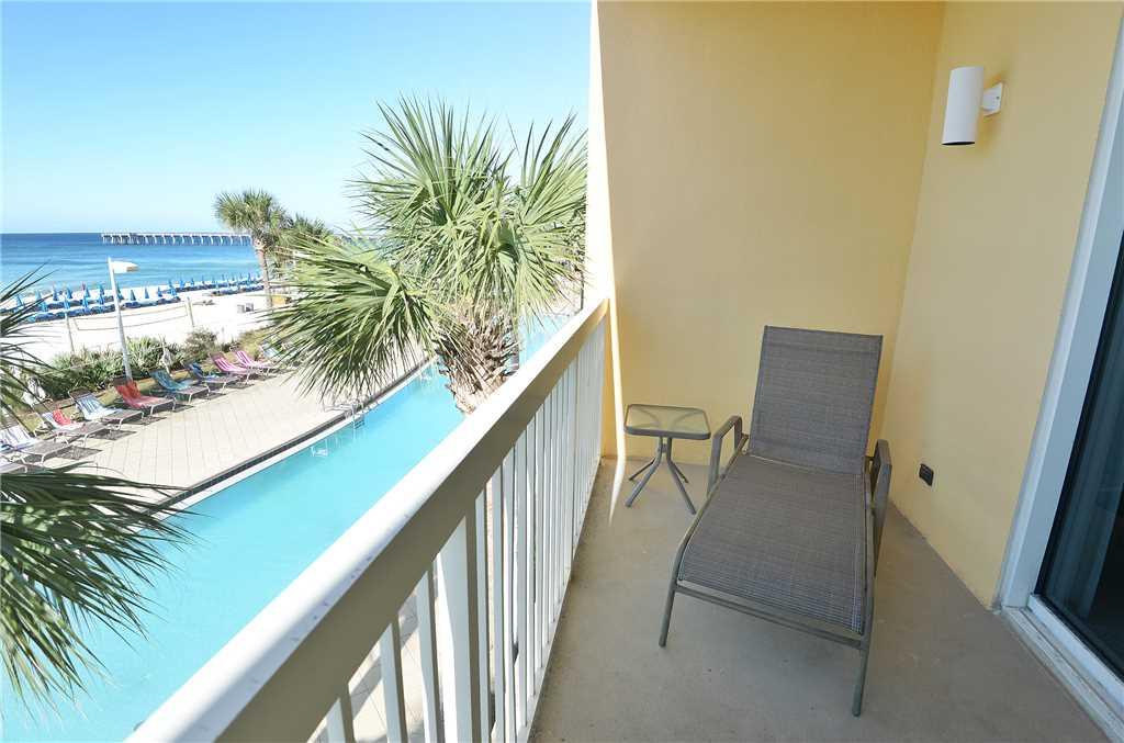 Calypso 203 East - Tower 1 1 Bedroom Beachfront Wi-Fi Pool Sleeps 6