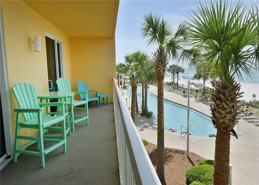 Calypso 209 East - Tower I 2 Bedrooms Beachfront Wi-Fi Pool Sleeps 7