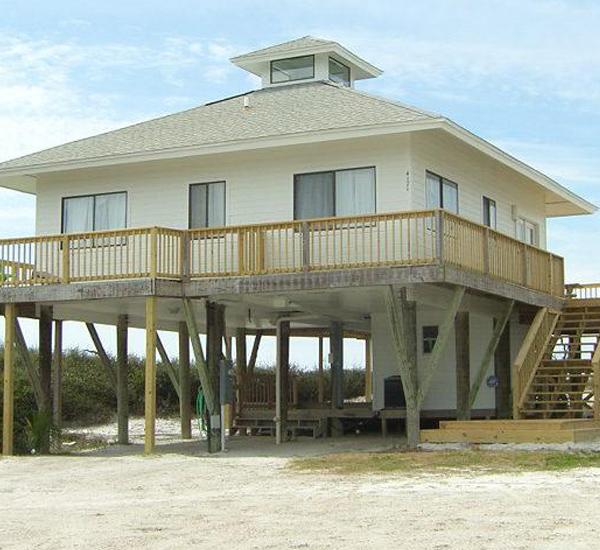 Cape San Blas Beach House Rentals