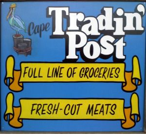 Cape Trading Post in Cape San Blas Florida