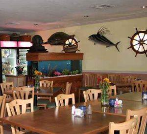 Capri Fish House Restaurant in Naples Florida