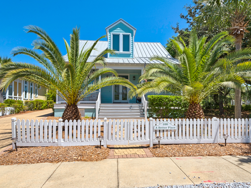 A Better Place House/Cottage rental in Carillon Beach House Rentals in Panama City Beach Florida - #2