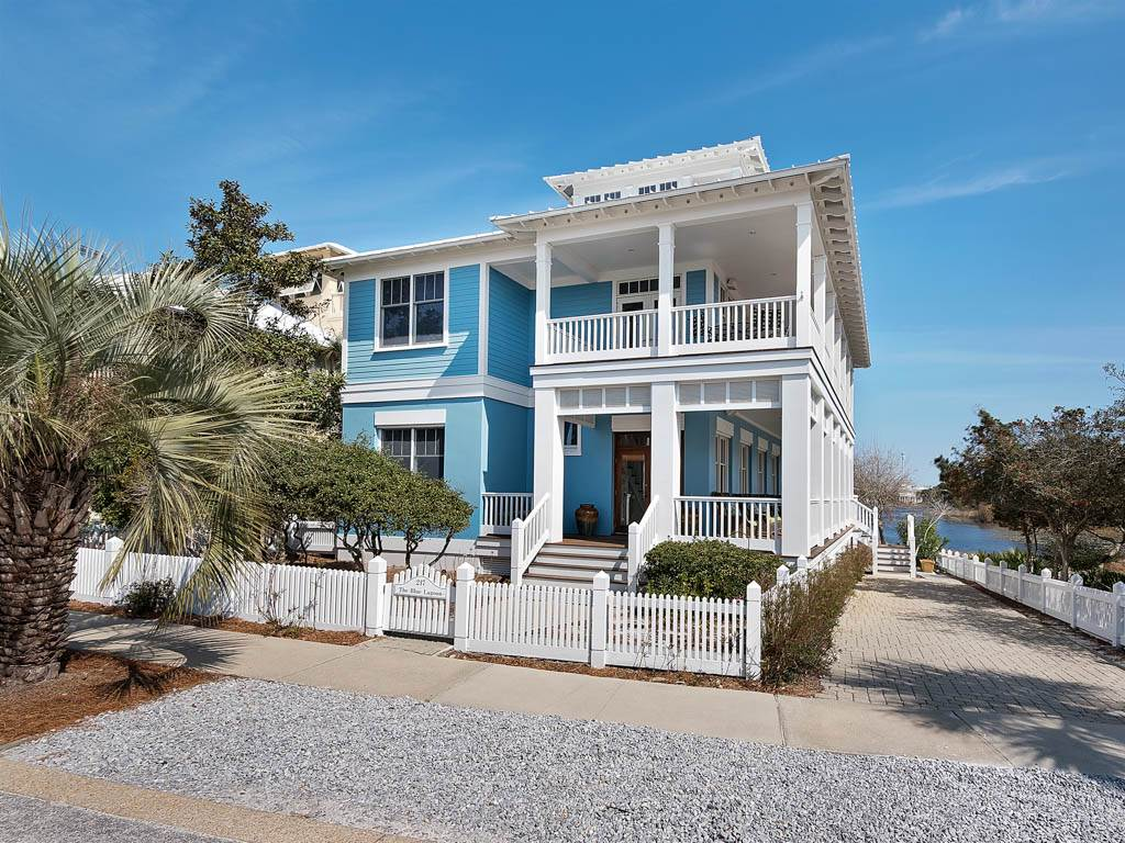 Blue Lagoon House / Cottage rental in Carillon Beach House Rentals in Panama City Beach Florida - #4