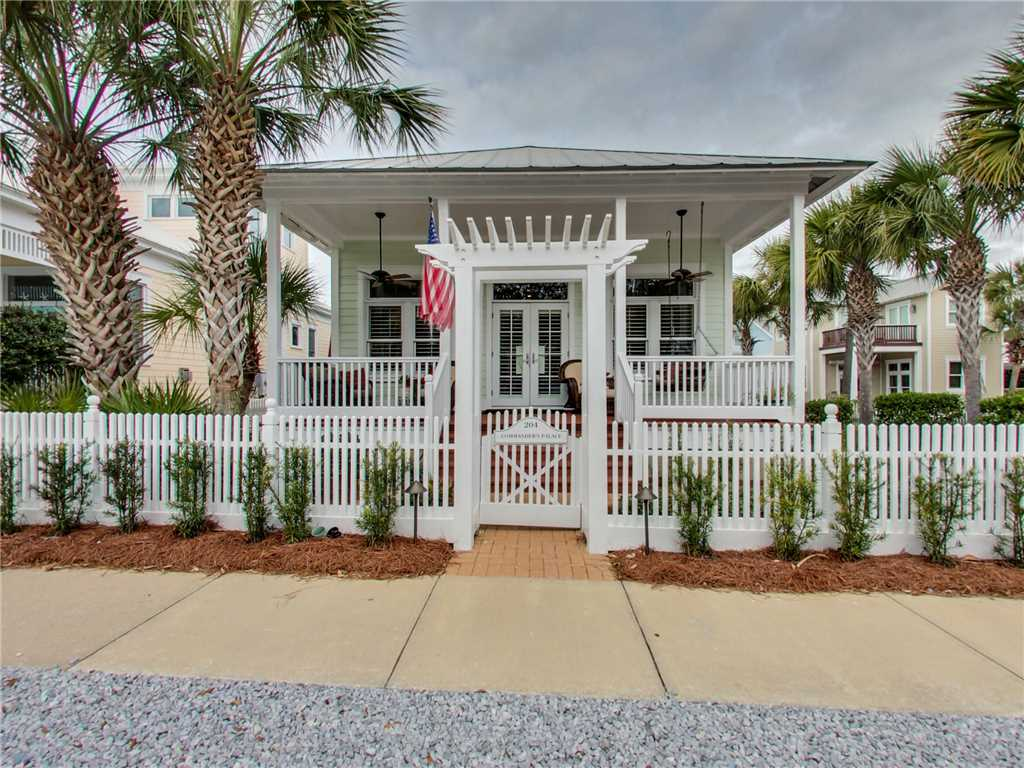 Commander's Palace House / Cottage rental in Carillon Beach House Rentals in Panama City Beach Florida - #3
