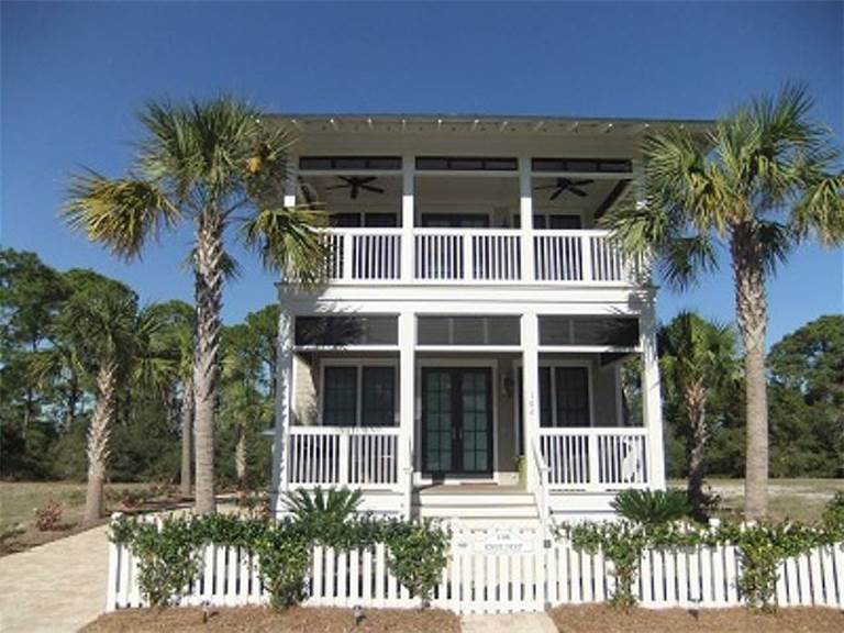 Knee Deep House Cottage Al In Carillon Beach Als Panama City Florida