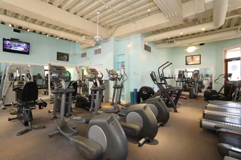 Carillon Beach Resort Inn Gym