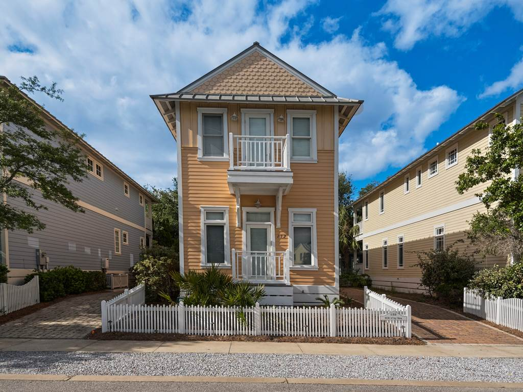 SIX if by Sea House/Cottage rental in Carillon Beach House Rentals in Panama City Beach Florida - #1