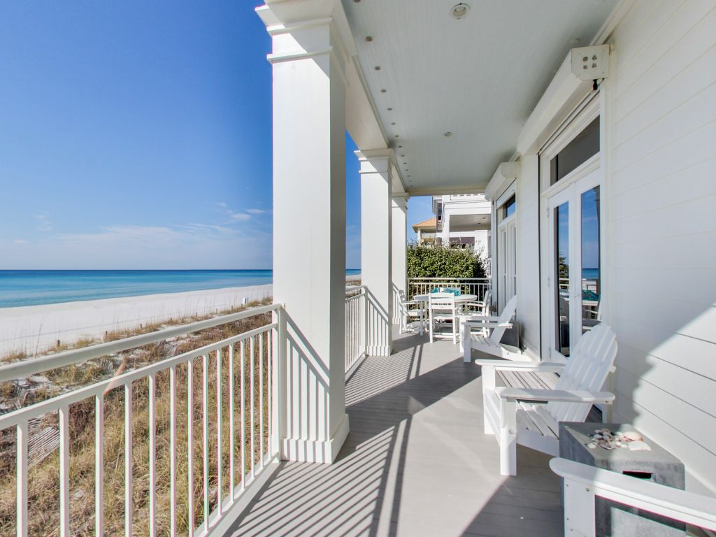 The White House House/Cottage rental in Carillon Beach House Rentals in Panama City Beach Florida - #1