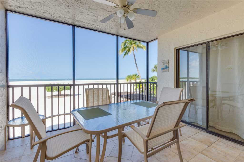 Carlos Pointe 113 2 Bedrooms Gulf Front Elevator Heated Pool Sleeps 6 Condo rental in Carlos Pointe in Fort Myers Beach Florida - #2