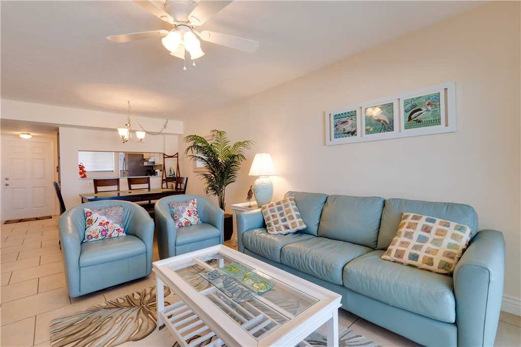 Carlos Pointe 113 2 Bedrooms Gulf Front Elevator Heated Pool Sleeps 6 Condo rental in Carlos Pointe in Fort Myers Beach Florida - #5
