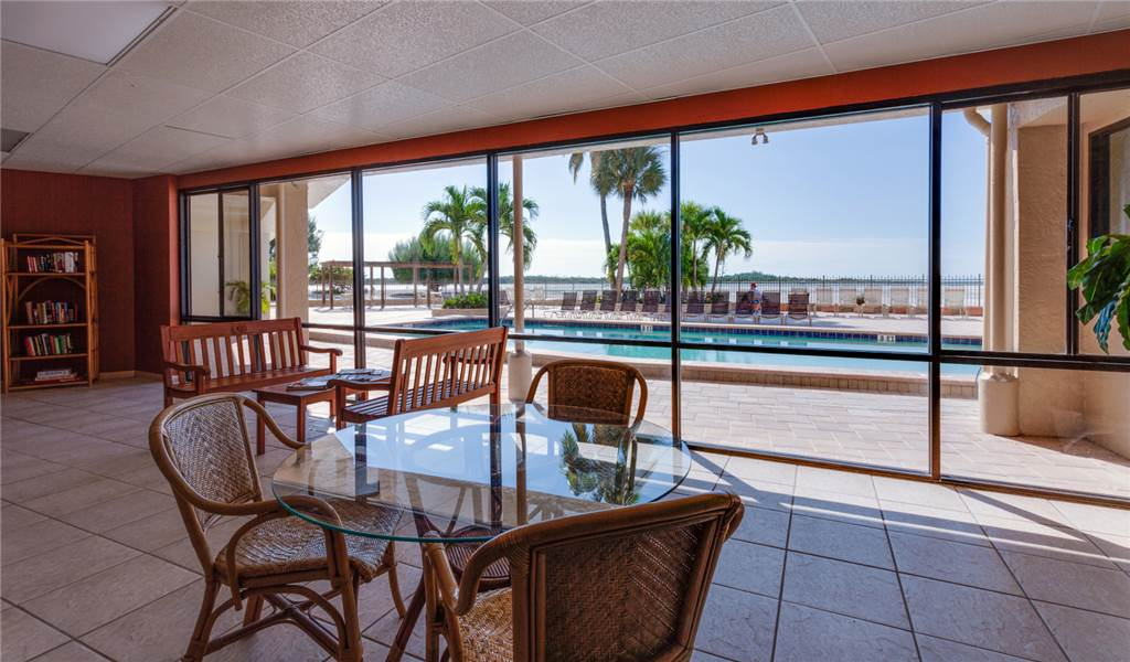 Carlos Pointe 113 2 Bedrooms Gulf Front Elevator Heated Pool Sleeps 6 Condo rental in Carlos Pointe in Fort Myers Beach Florida - #21