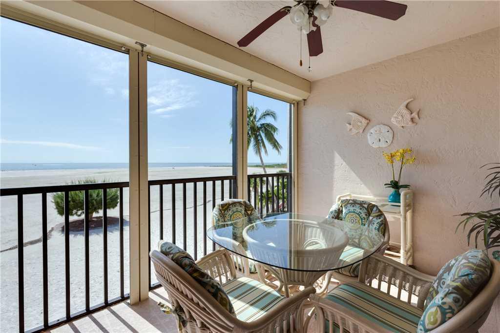 Carlos Pointe 212 2 Bedrooms Heated Pool Gulf Front Elevator Sleeps 4 Condo rental in Carlos Pointe in Fort Myers Beach Florida - #5