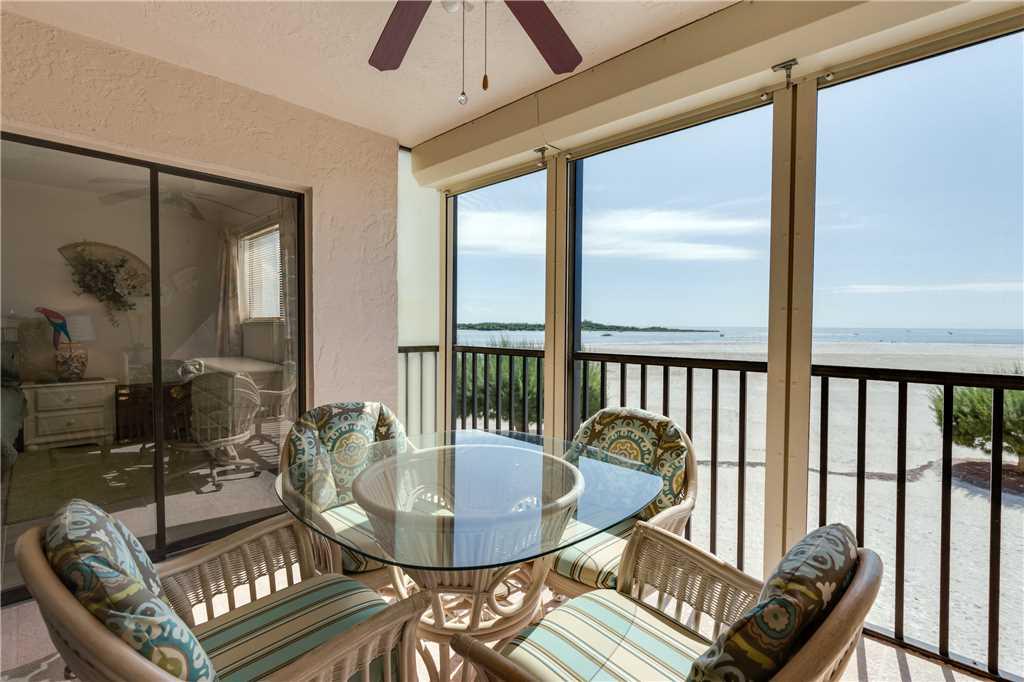 Carlos Pointe 212 2 Bedrooms Heated Pool Gulf Front Elevator Sleeps 4 Condo rental in Carlos Pointe in Fort Myers Beach Florida - #21