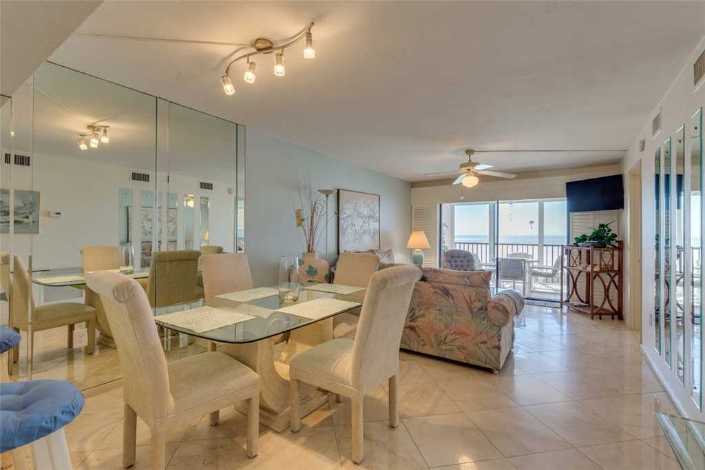 Carlos Pointe 213 2 Bedrooms Gulf Front Elevator Heated Pool Sleeps 4 Condo rental in Carlos Pointe in Fort Myers Beach Florida - #7