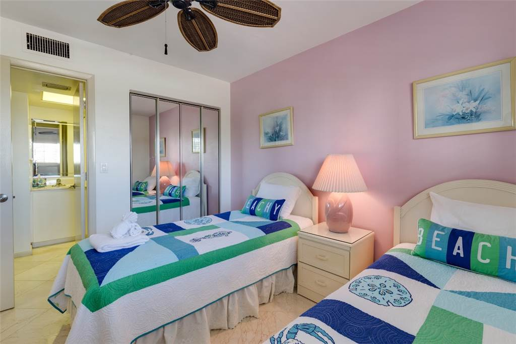 Carlos Pointe 213 2 Bedrooms Gulf Front Elevator Heated Pool Sleeps 4 Condo rental in Carlos Pointe in Fort Myers Beach Florida - #17