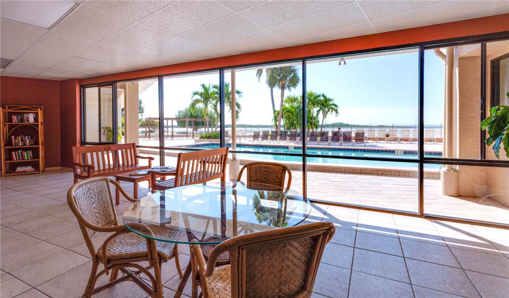 Carlos Pointe 213 2 Bedrooms Gulf Front Elevator Heated Pool Sleeps 4 Condo rental in Carlos Pointe in Fort Myers Beach Florida - #23
