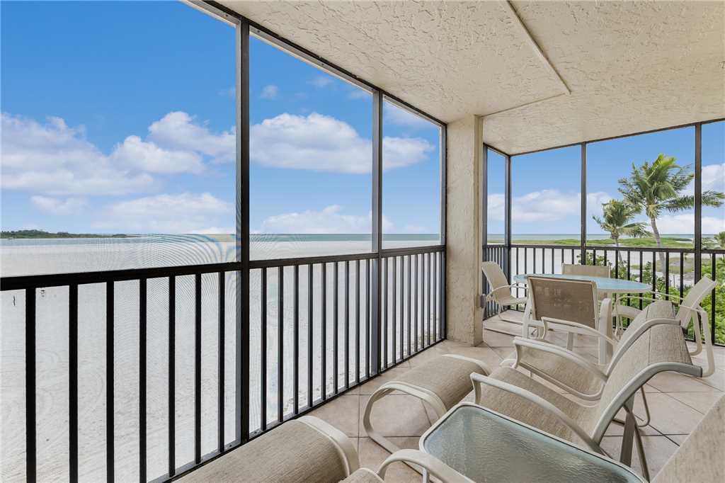 Carlos Pointe 236 2 Bedrooms Gulf Front Elevator Heated Pool Sleeps 6 Condo rental in Carlos Pointe in Fort Myers Beach Florida - #1
