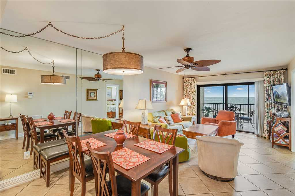Carlos Pointe 413 2 Bedrooms Gulf Front Elevator Heated Pool Sleeps 6 Condo rental in Carlos Pointe in Fort Myers Beach Florida - #7