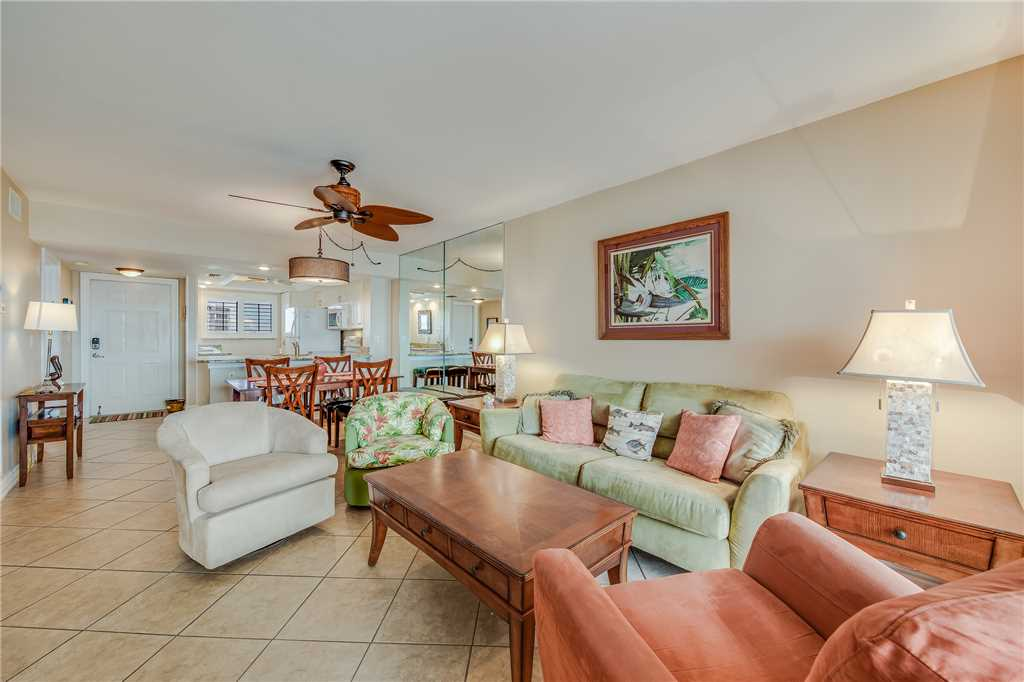 Carlos Pointe 413 2 Bedrooms Gulf Front Elevator Heated Pool Sleeps 6 Condo rental in Carlos Pointe in Fort Myers Beach Florida - #8