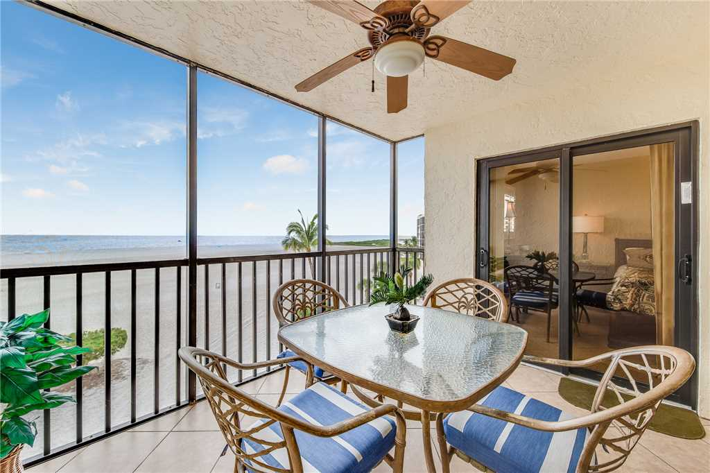 Carlos Pointe 413 2 Bedrooms Gulf Front Elevator Heated Pool Sleeps 6 Condo rental in Carlos Pointe in Fort Myers Beach Florida - #25
