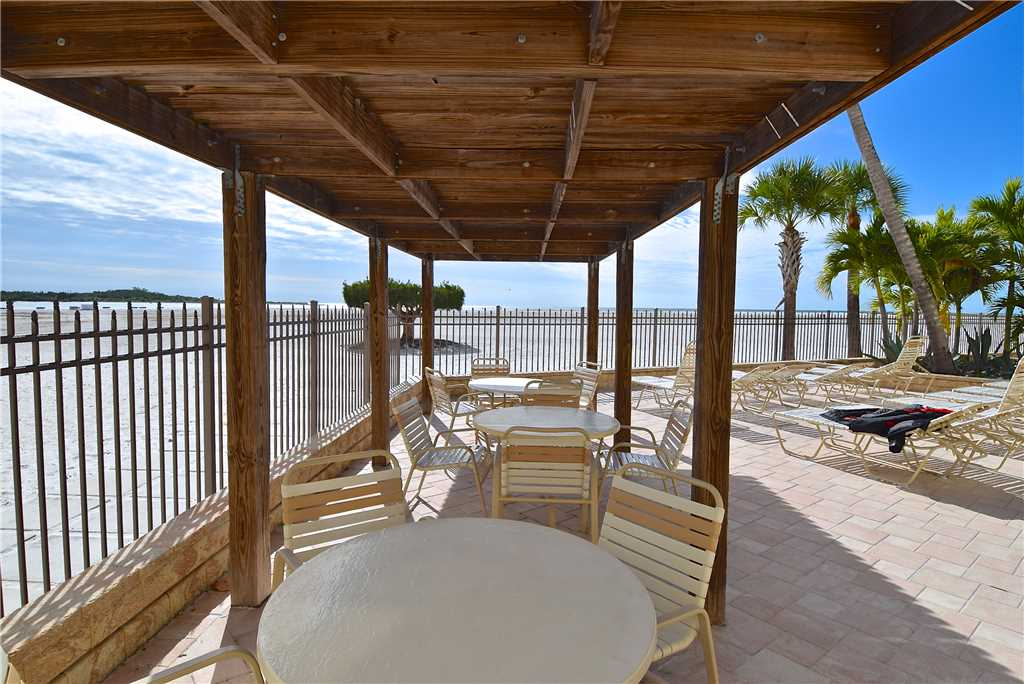 Carlos Pointe 413 2 Bedrooms Gulf Front Elevator Heated Pool Sleeps 6 Condo rental in Carlos Pointe in Fort Myers Beach Florida - #30