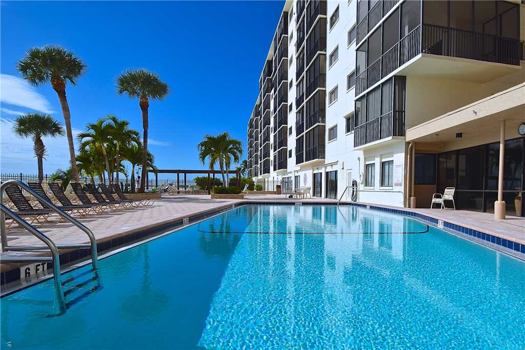 Carlos Pointe 413 2 Bedrooms Gulf Front Elevator Heated Pool Sleeps 6 Condo rental in Carlos Pointe in Fort Myers Beach Florida - #33