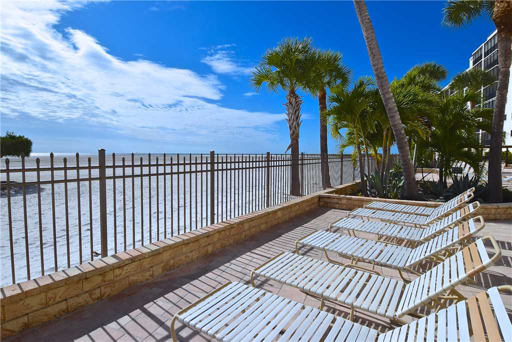 Carlos Pointe 413 2 Bedrooms Gulf Front Elevator Heated Pool Sleeps 6 Condo rental in Carlos Pointe in Fort Myers Beach Florida - #34