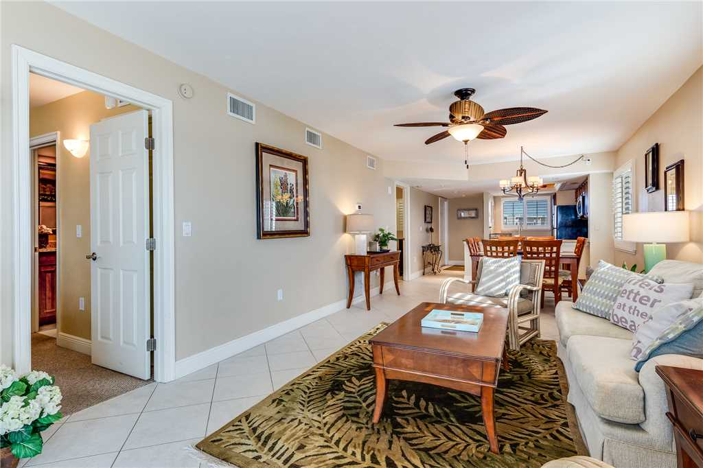 Carlos Pointe 611 Elevator 2 Bedrooms Gulf Front  Heated Pool Sleeps 6 Condo rental in Carlos Pointe in Fort Myers Beach Florida - #5