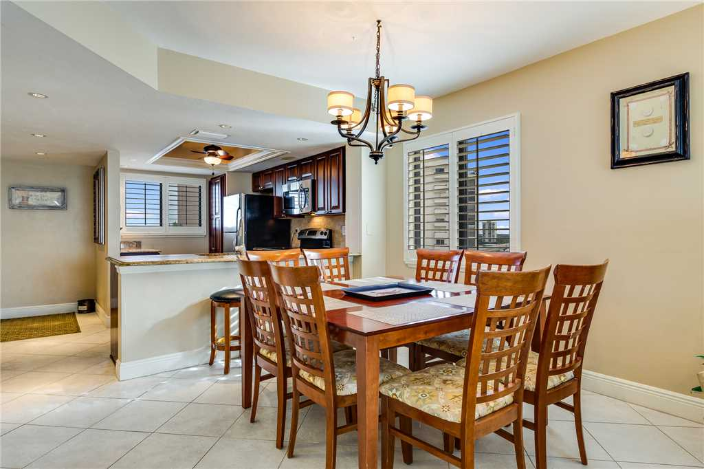 Carlos Pointe 611 Elevator 2 Bedrooms Gulf Front  Heated Pool Sleeps 6 Condo rental in Carlos Pointe in Fort Myers Beach Florida - #9