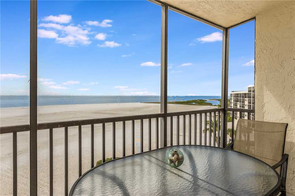 Carlos Pointe 611 Elevator 2 Bedrooms Gulf Front  Heated Pool Sleeps 6 Condo rental in Carlos Pointe in Fort Myers Beach Florida - #21
