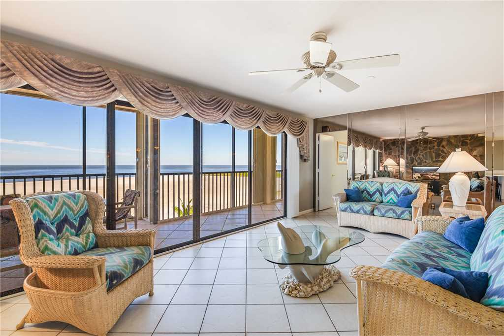 Carlos Pointe PH1 Penthouse 4 Bedrooms Gulf Front Heated Pool Sleeps 10 Condo rental in Carlos Pointe in Fort Myers Beach Florida - #1