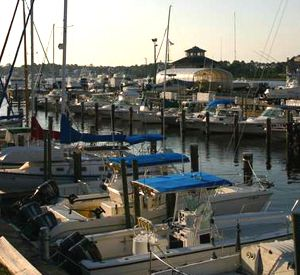 Carrabelle Marina in St. George Island Florida