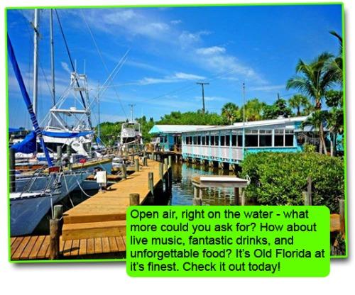 Casey Key Fish House in Sarasota Florida