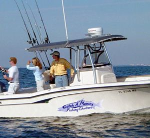 Catch A Memory Fishing Charters in Sarasota Florida
