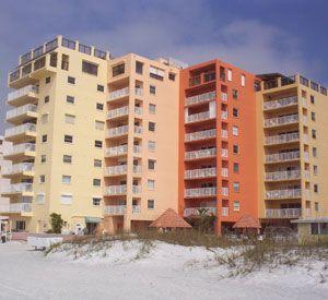 Holiday Villas III Condominiums in Clearwater Beach Florida