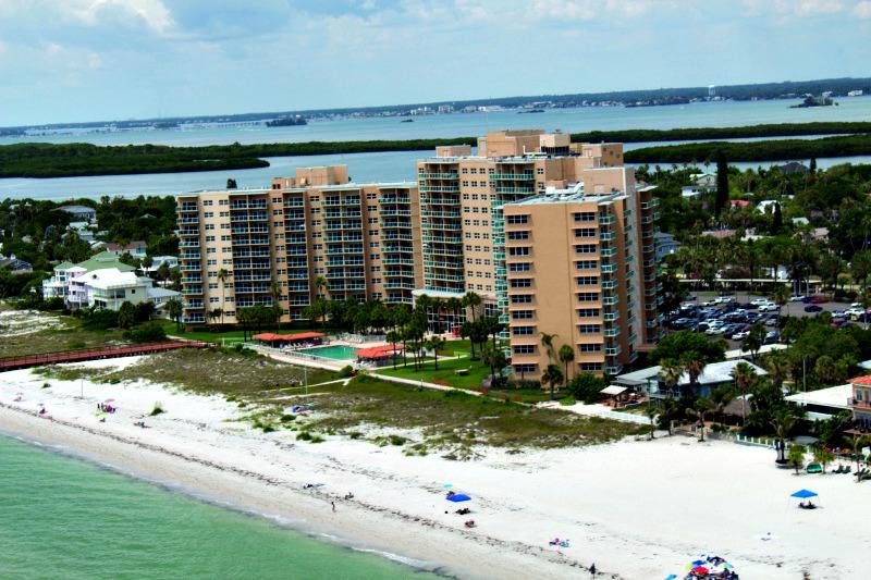 Beautiful Regatta Beach Club in Clearwater Beach FL