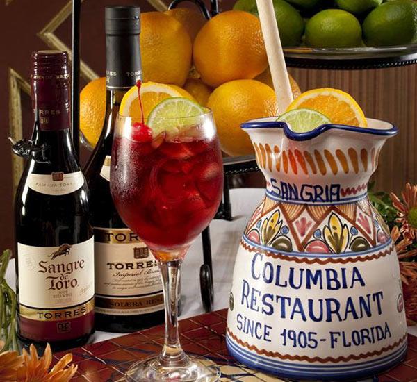 Columbia Restaurant in Clearwater Beach Florida