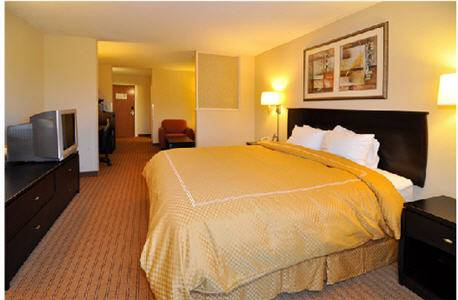 Comfort Suites Panama City Beach in Panama City Beach FL 67