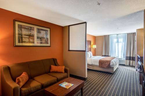 Comfort Suites Panama City Beach in Panama City Beach FL 81