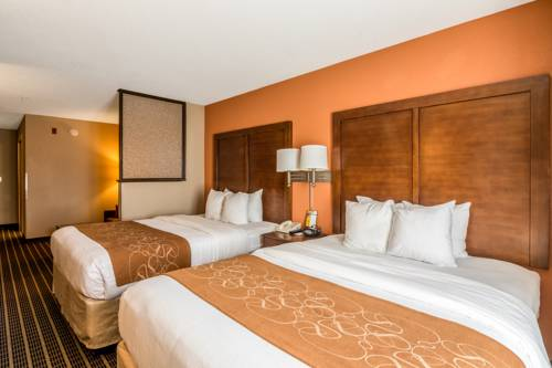 Comfort Suites Panama City Beach in Panama City Beach FL 88