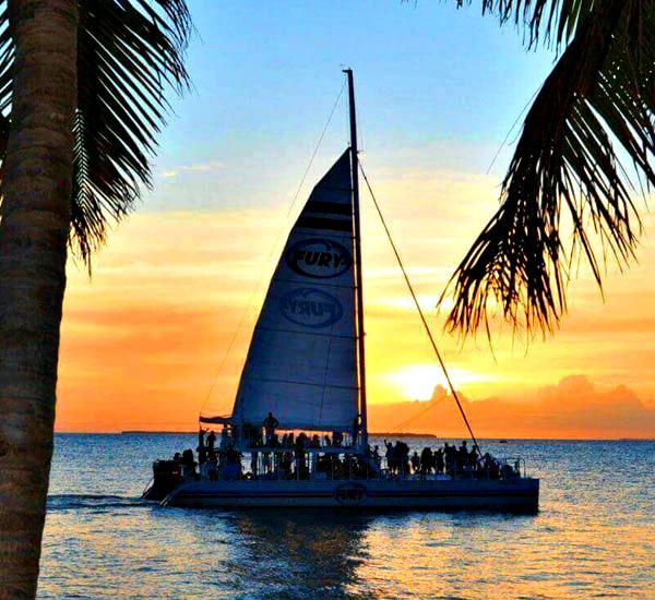 Commotion on the Ocean Family Tours in Key West Florida