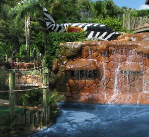 Congo River Golf in Clearwater Beach Florida