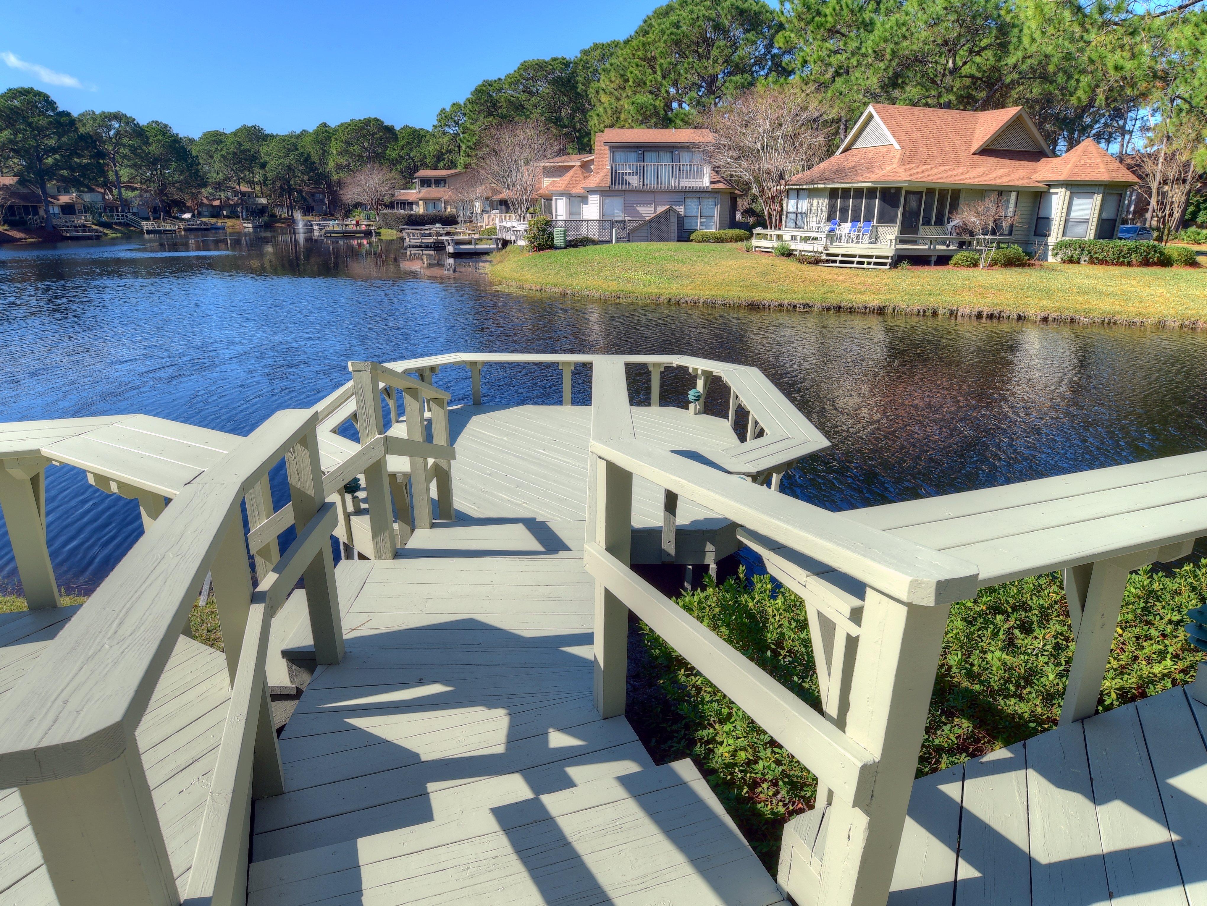 205 Fairways Condo rental in Sandestin Rentals ~ Cottages and Villas  in Destin Florida - #3