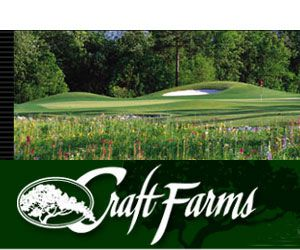Craft Farms Golf Resort in Gulf Shores Alabama