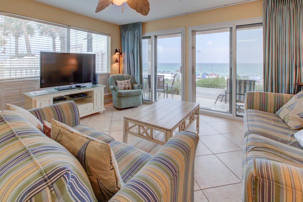 Crystal Sands 101A Condo rental in Crystal Sands Destin in Destin Florida - #1