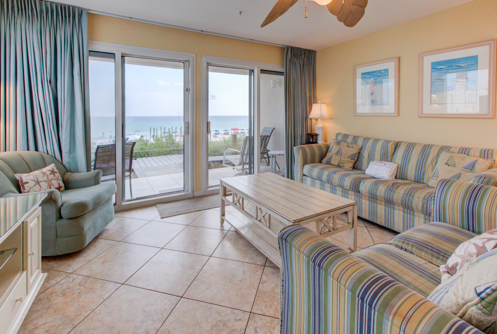 Crystal Sands 101A Condo rental in Crystal Sands Destin in Destin Florida - #2