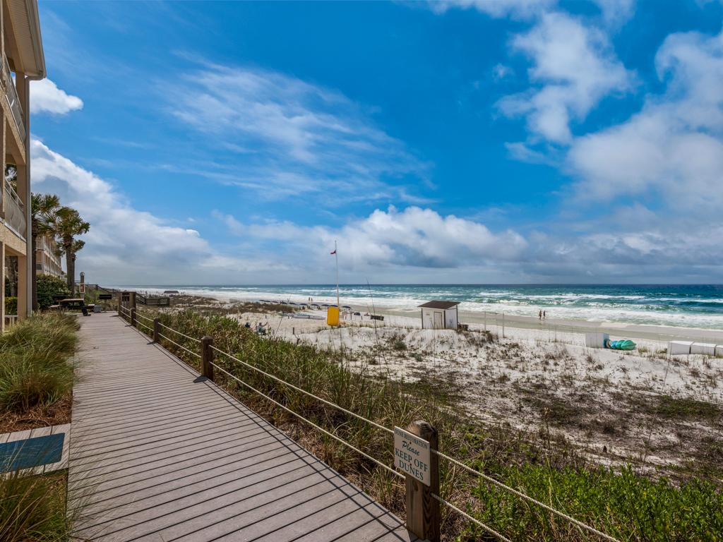 Crystal Sands 104A Condo rental in Crystal Sands Destin in Destin Florida - #6