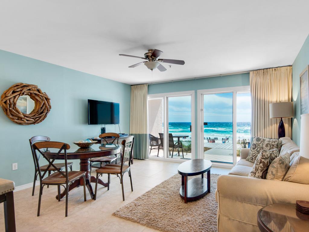 Crystal Sands 106B Condo rental in Crystal Sands Destin in Destin Florida - #1