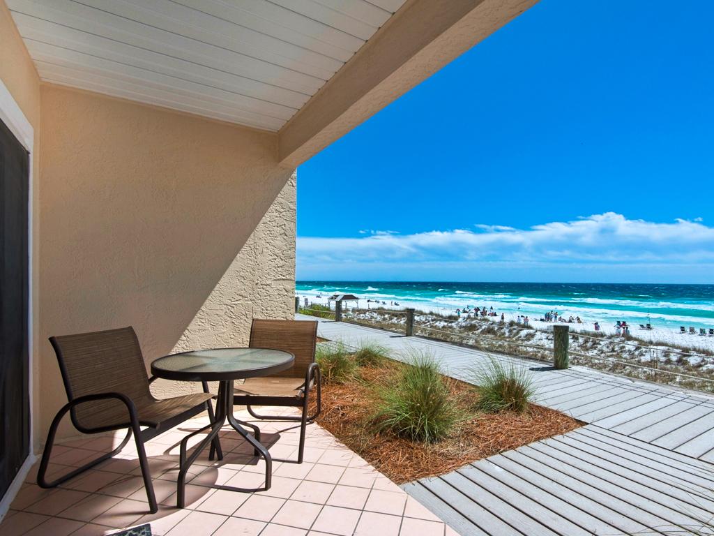 Crystal Sands 106b Destin Florida Condo Rental