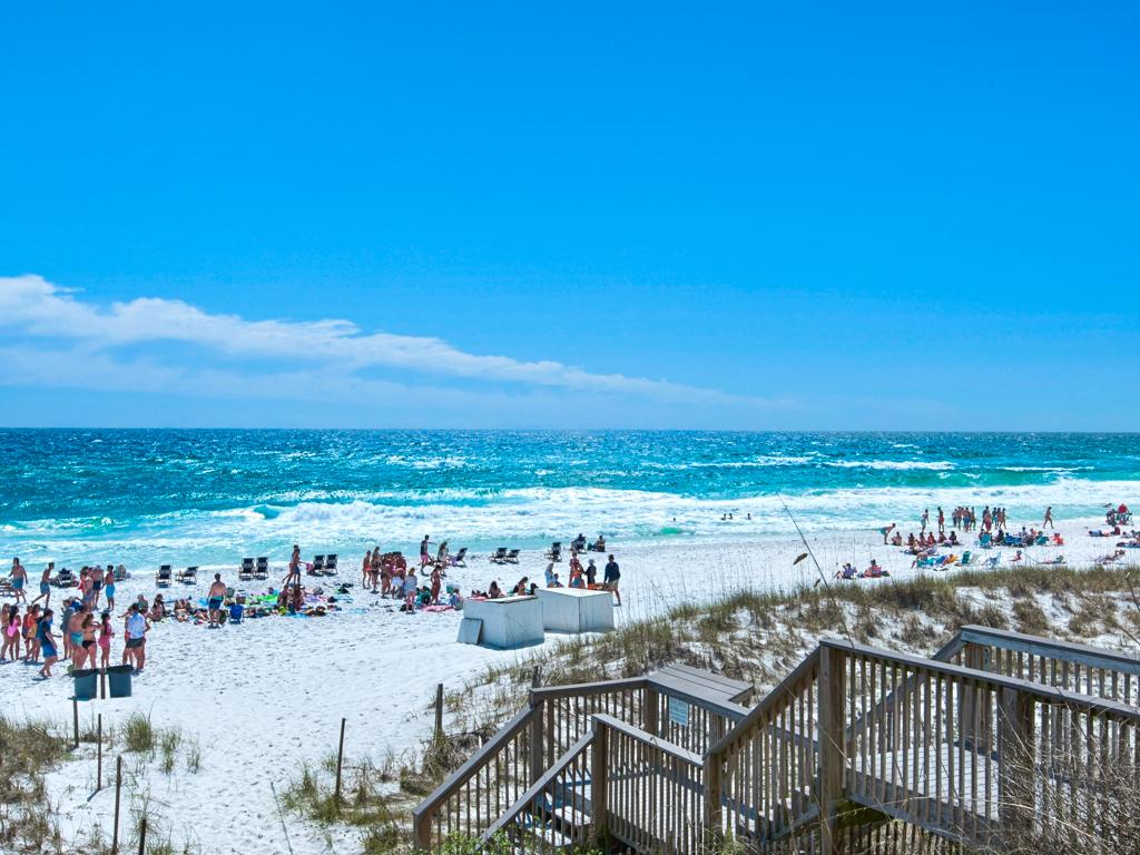 Crystal Sands 106B Condo rental in Crystal Sands Destin in Destin Florida - #8